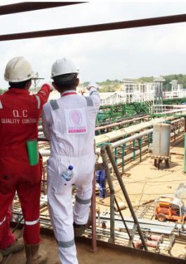 on field inspection by bureau veritas